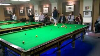 snooker ronnie o sullivan break 80 sheffield maroc