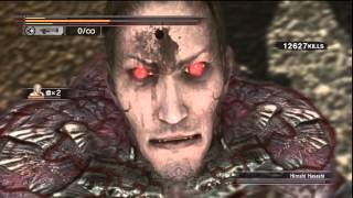 [Yakuza Dead Souls]-- All Bosses-N-Mutant Variants ANTI TANK MISSLE