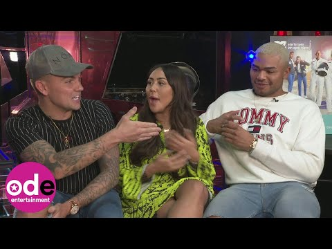 Chloe Ferry Thought Sam And Nathan Were Having Affair!