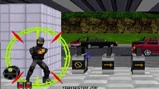 Virtua Squad 2 (1997) PC Playthrough - NintendoComplete