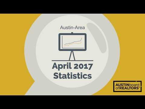 Austin-Area April 2017 Market Report