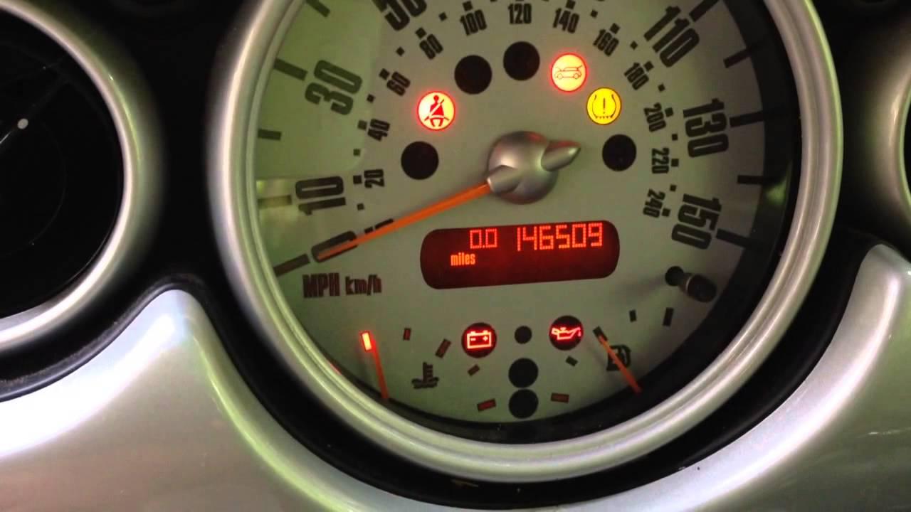 Mini Cooper R50 Starting Problem