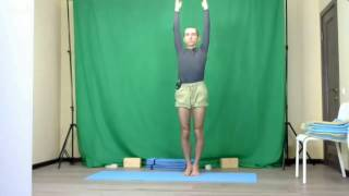 Йога  Асаны для здоровья  Упражнение третье