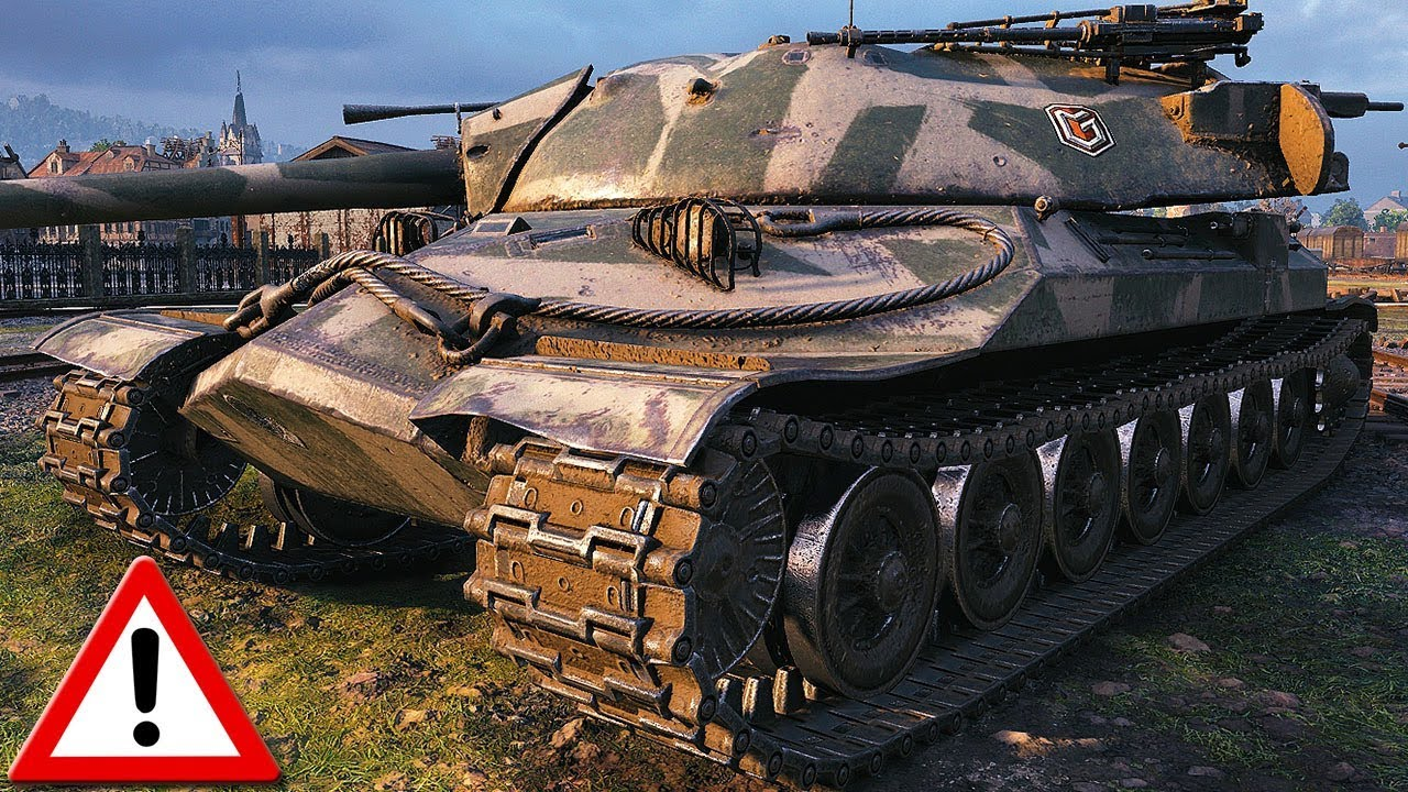 IS-7 - WARNING: CONTAINS GOLD AMMO - World of Tanks Gameplay