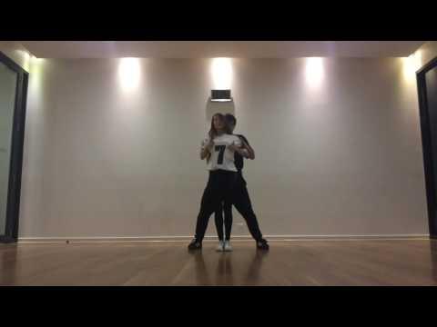 """Company - Justin Bieber""| Bongyoung Park choreographer| dance cover by Jonathan&Yanan"