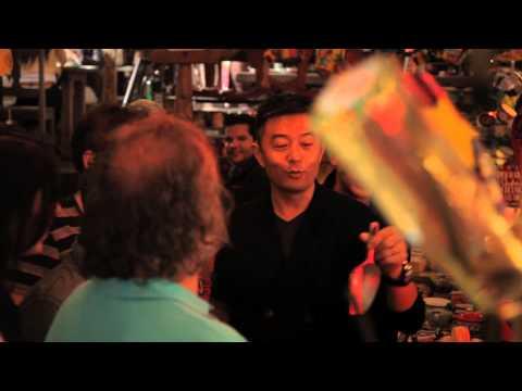 Liu Bolin - Hiding in Colombia - Galeria La Cometa / JCR Consulting
