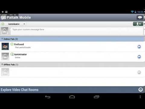 paltalk messenger for android
