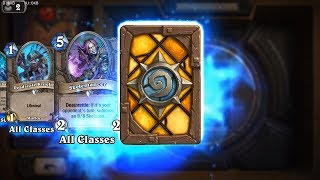 Shadow Essence - Knights of the Frozen Throne Hearthstone rare card pack opening