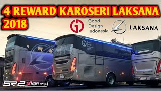 Download 4 REWARD KAROSERI LAKSANA tahun 2018 + foto interior SR2 DD