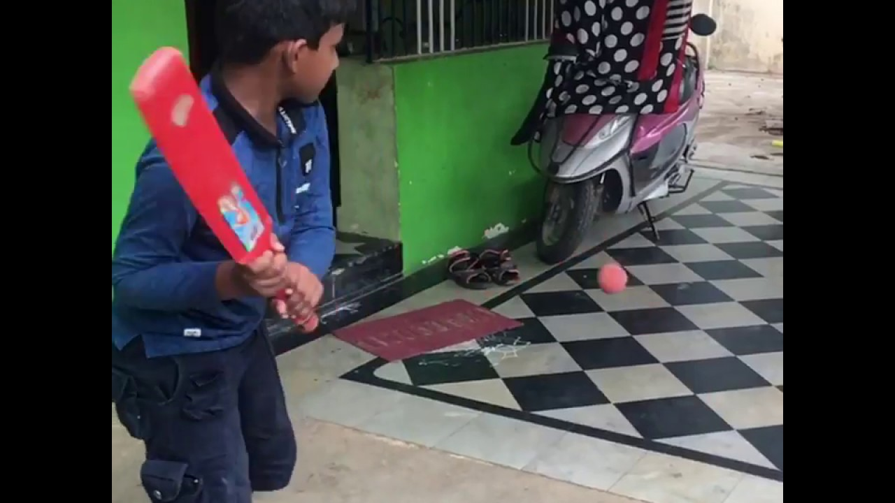 Hit Or Miss   outside edge Playing Street Cricket