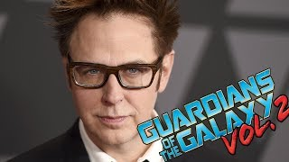 BREAKING! JAMES GUNN BACK TO DIRECTING Gaurdians of the Galaxy 3 CONFIRMED