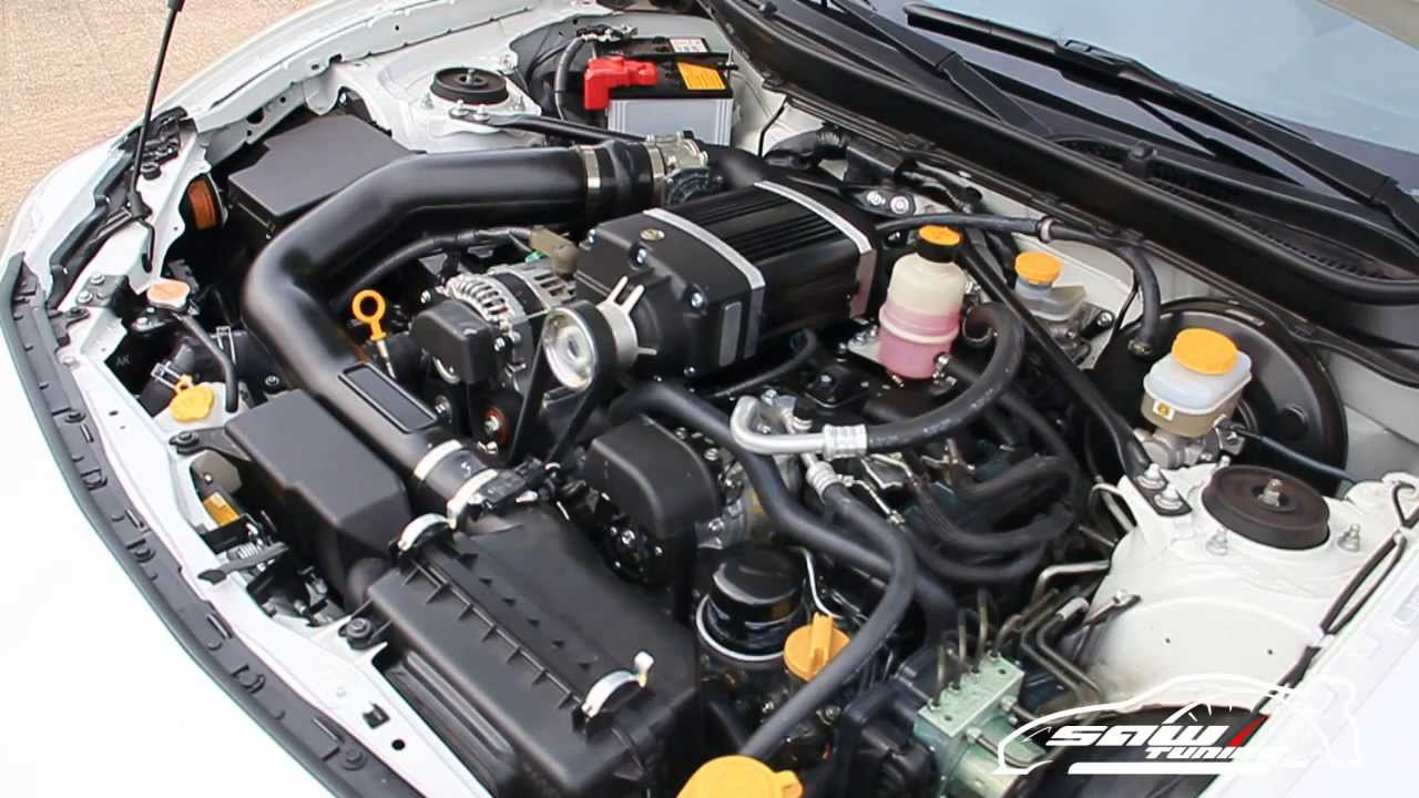 Toyota 86 Turbo >> Toyota GT86 - Subaru BRZ Kompressor | Supercharger - YouTube