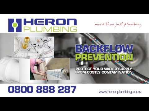 Heron Plumbing - West Auckland And North Shore Plumber