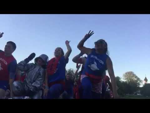 Karaoke Barbecue - Windsor House Dance - Mount Allison Orientation 2016
