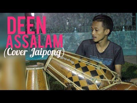 DEEN ASSALAM   NISSA SABYAN   cover kendang Jaipong By Joni Jaiplong