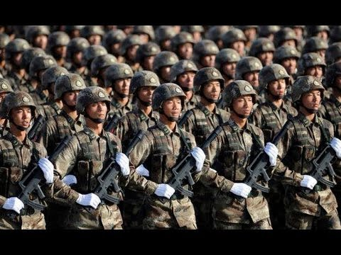 Chinese People's Liberation Army - PLA Chinese Army - 中國人民解放軍 - 2017 | HD