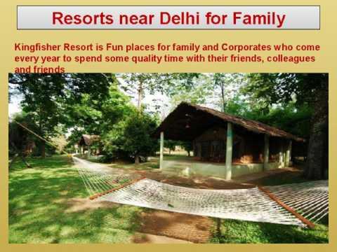 Best Resorts in Gurgaon , Kingfisher Aravali Resort
