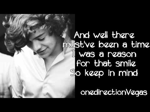 One Direction - Tell me a lie (lyrics + pictures) (FULL SONG)