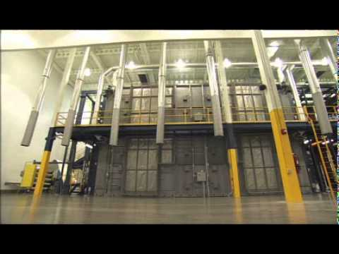 How BMW Carbon Fiber is Born - Manufacturing at SGL and Landshut (1 of 2)