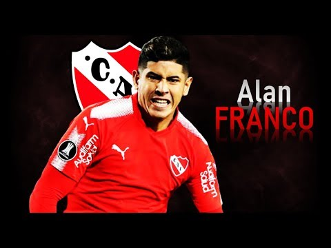ALAN FRANCO - Skills & Defence | 2018 | Independiente
