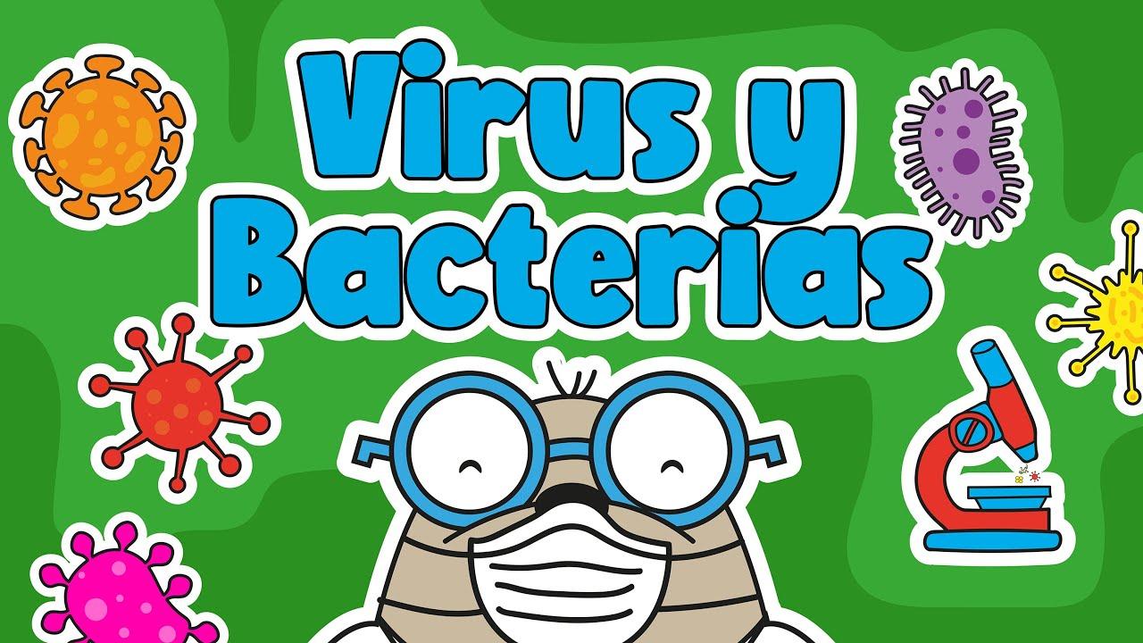 Download Virus y Bacterias   ¿Qué son y en qué se diferencian?