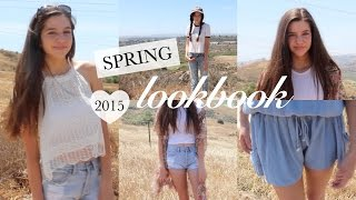 Spring Lookbook 2015!