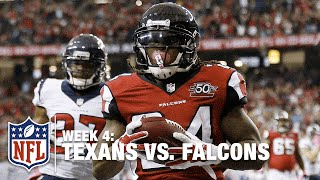 Falcons RB Devonta Freeman's 16-Yard TD Run   Texans vs. Falcons   NFL
