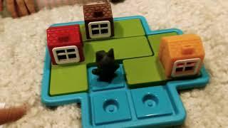 Обзор новой игры 3 поросёнка/Three little piggies