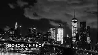 C minor Neo Soul : Hip Hop : R&B Backing Track Cm