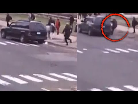 Jo Jo - Check Out Officer Saving Kids From SUV!