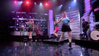 Carly Rae Jepsen - Sweetie (Shake It Up Performance)
