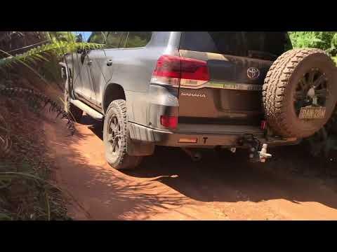 Daintree - Cape Tribulation - Creb Track 4wd