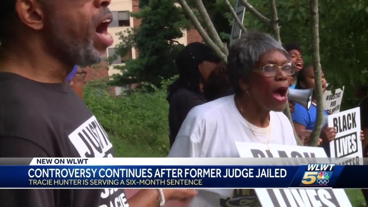 Protests and Controversy continues after former judge jailed