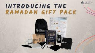 Khuddam UK Activities Update: Ramadan Gift Pack & Local Ijtemas