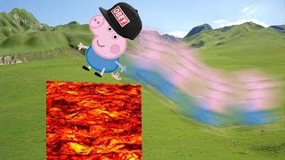 Mlg Peppa Pig Little Kids do Long Jumps