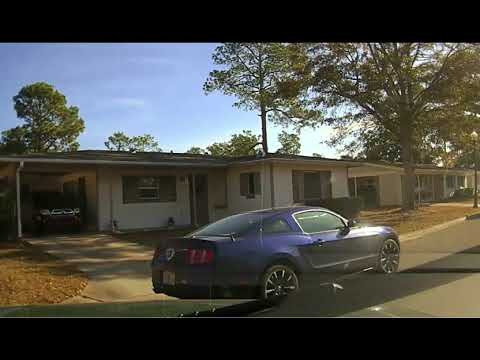 Dash Cam Footage Shows Florida Police Officer Intentionally Crashing Car Into Ex-Wife's House