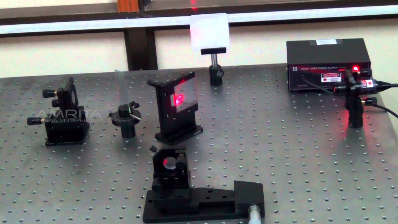 michelson interferometer lab report Refractive index measurement using the michelson interferometer - free download as pdf file (pdf), text file (txt) or read online for free this lab report is.