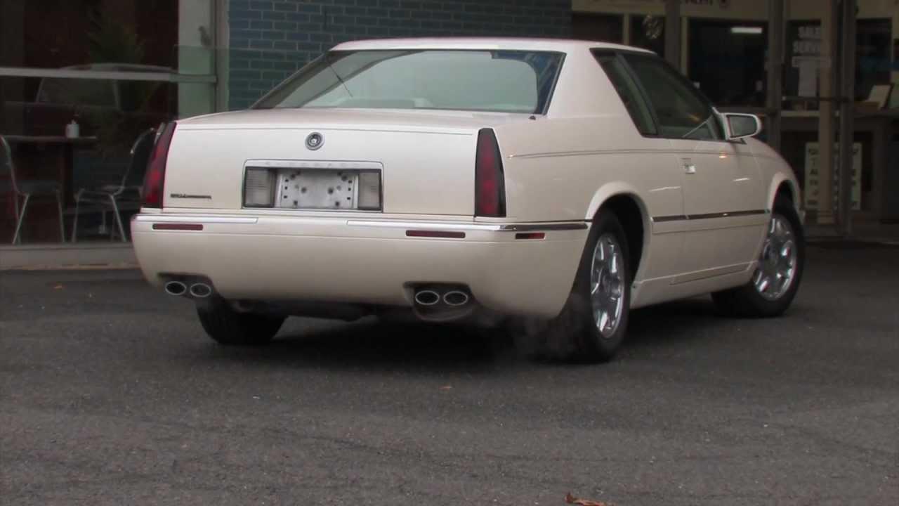 Used 2000 Cadillac Eldorado ESC for Sale - New Jersey - YouTube