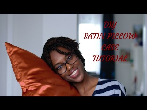 diy-satin-pillow-case-tutorial---diy-christmas-gift-collab---sewing-vlog-#17