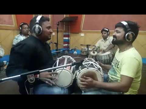 Recording time Pankaj Beniwal Amit Bharti Tinku bhai n Gourav Rajput