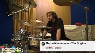 "Marco Minnemann  - The Origins - ""Please, don"