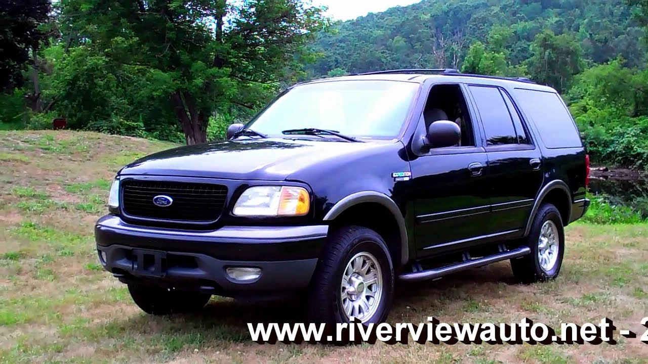 2002 Ford Expedition Xlt 4wd 4dr Suv 4 6l V8 At 8pass
