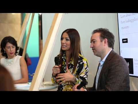 Art Basel Swire Properties VIP Lounge 2015 - The Art of Tech