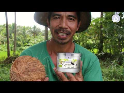 BIO PLANÈTE olej kokosowy virgin z Filipin