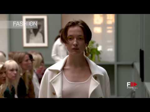 BUSNEL Spring Summer 2018 Stockholm - Fashion Channel