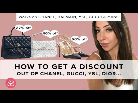 How To Get Discounts From Luxury Brands: INCLUDES REAL EXAMPLES | Sophie Shohet  | AD