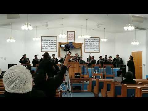 The Holy Temple Church: Columbia Gospel Choir- Twelve Gates to the City