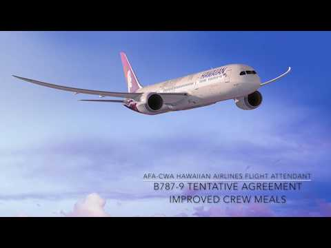 787 Roadshow: Crew Meal Improvements