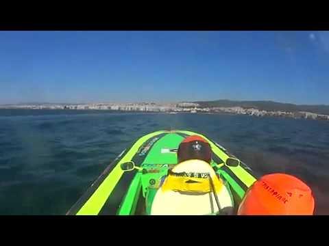 ROTA RIB CLUB - Loulourgas - Kenenounis - Salonica Offshore Race 2014