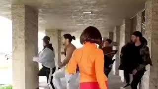 Onlarda Dans Vs Bizde Dans
